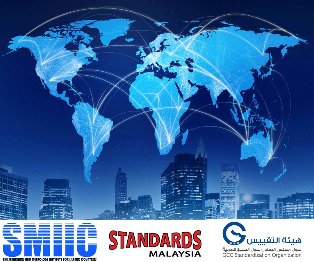 Normas halal OIC-SMIIC, MS, GSO